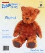 Cuddle Time Bear Kit by Minicraft Chestnut