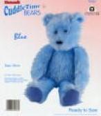 Cuddle Time Bear Kit by MinicraftBlue