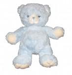 12 inch Plush Soft Blue Bear