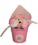 MINI BABY GIRL CLOTHES BOUQUET