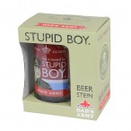 Dads Army Glass Beer Stein