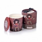 Santoro Scented Candle - Ruby