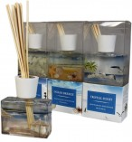 Luxury Reed Diffuser Set-Tropical Sunset