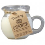 Soybean Massage Candle Toning and Firming