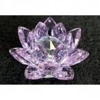 Purple Crystal Lotus
