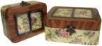 Keepsake Box - Small Victorian Set of 2