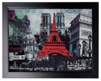 Iconic 3D Parisian Holiday