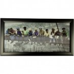 Girder Men Framed HD 3D Iconic Prints
