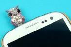 Owl Phone Charm