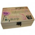 Aromatherapy Box - Holds 24 Design B