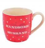 Handsom Husband - 11oz Quality Ceramic Mug