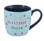 Brilliant Uncle - 11oz Quality Ceramic Mug