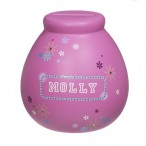 Personalised Money Pot MOLLY