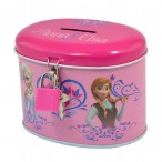 Disney Frozen Anna and Elsa Money Tin