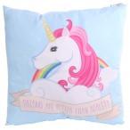 Decorative Unicorn Cushion