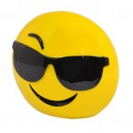 Emoji Money Bank Smiling Face with Sunglasses