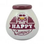 Happy Camper Pot of Dreams  Brown Top