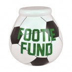 Footie Fund Pot of Dreams Money