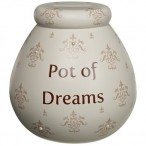Pot of Dreams Fleur de Lys