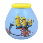 Despicable Me - Minion Moped Pot of Dreams