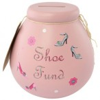 Shoe Fund Pink Pot of Dreams