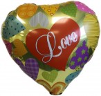 Love Foil Balloon