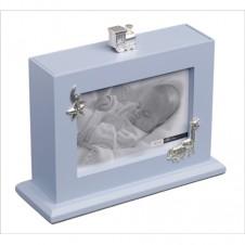 Photo Flip Box in Blue