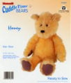 Cuddle Time Bear Kit by Minicraft Honey