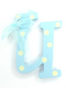 Hanging Letters Baby Boy U