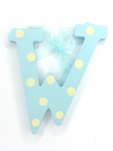 Hanging Letters Baby Boy W