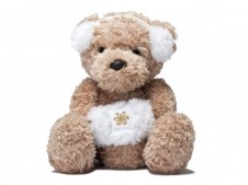 New plush 12in brown Teddy Bear