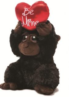 Be Mine Gorilla Plush