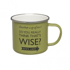 SPECIAL OFFER-DADS ARMY DUO-  2 Enamel Mugs