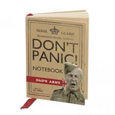 Dont Panic Notebook