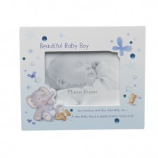 Beautiful Baby Boy Photo Frame