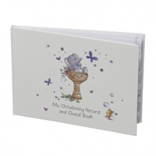 My Christening Record and Guest Book