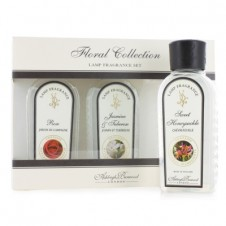Premium Fragrance Gift Set 3x 180ml - Floral Collection