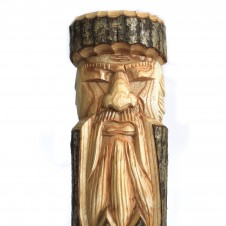 Old Man Tree Carving