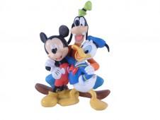 Mickey Donald and Goofy by Disney