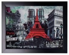 Iconic 3D Parisian Holiday