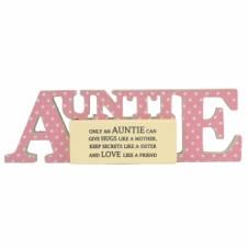 Word Block - Auntie