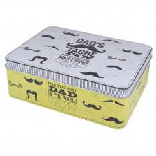 Best Dad in the world         Banks Tin Box