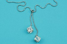 Silver Two Cube Feature