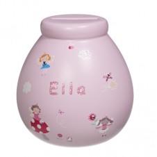 Personalised Money Pot  ELLA
