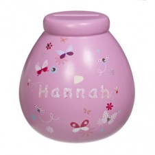 Personalised Money Pot HANNAH