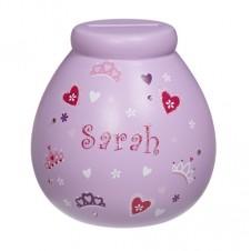 Personalised Money Pot SARAH