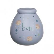 Personalised Money Pot BEN
