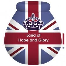 Union Jack Land of Hope and Glory
