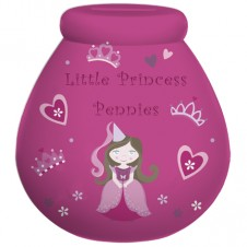 Little Princess Pennies   Childrens Pot of Dreams