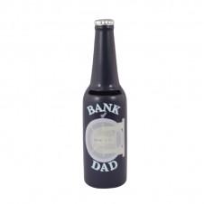 Bank Of Dad - Bottle Of Dreams Money Box